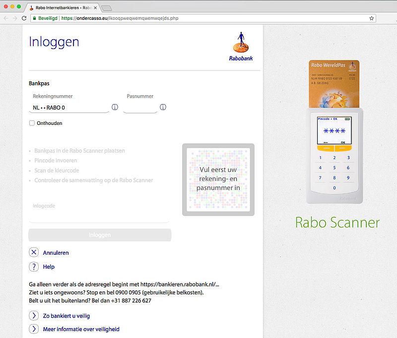 Opnieuw valse e-mails 'Rabobank' over incasso-opdracht