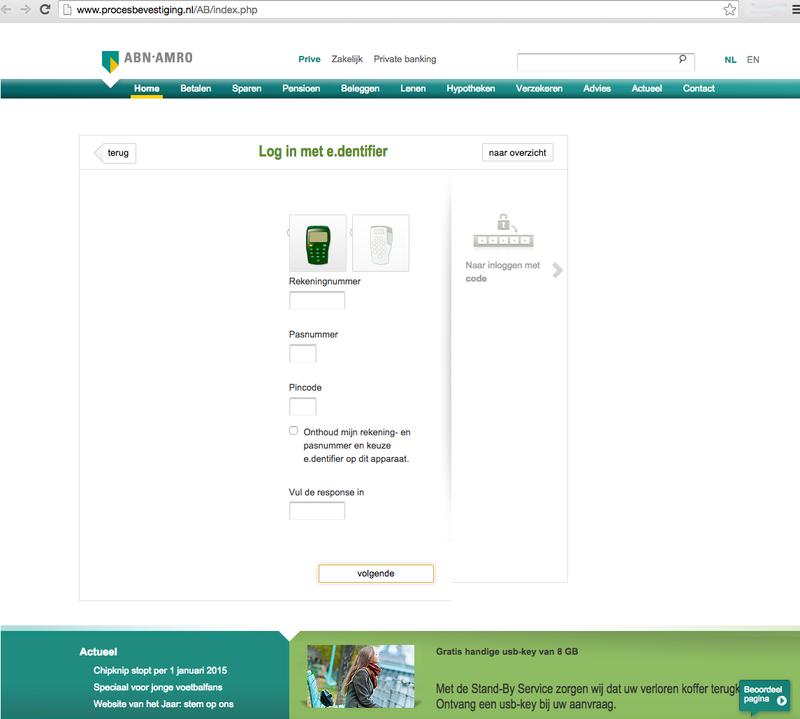 Valse mail ABN AMRO: 'digitale handtekening gereed'