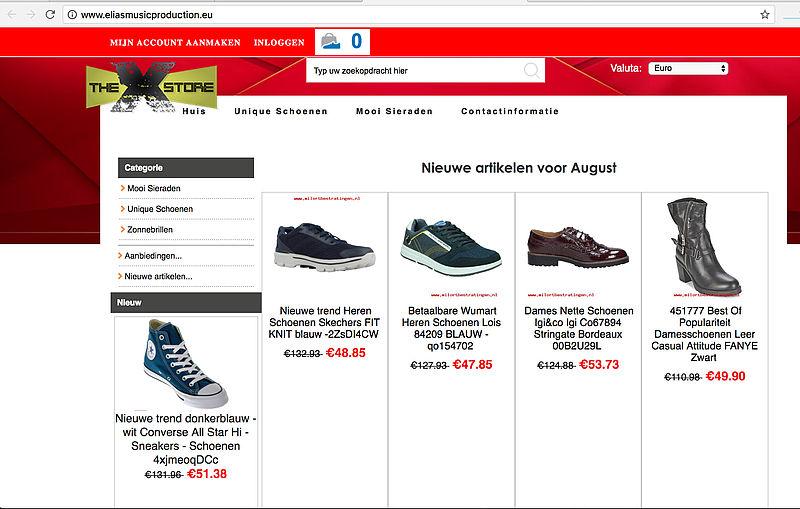 Politie waarschuwt voor markhellendoorn.nl en eliasmusicproduction.eu