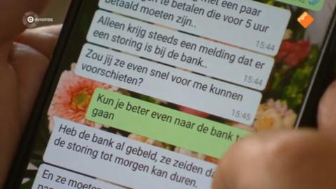Jarenlange celstraffen voor oplichters die door WhatsApp-fraude 82.000 euro buitmaakten
