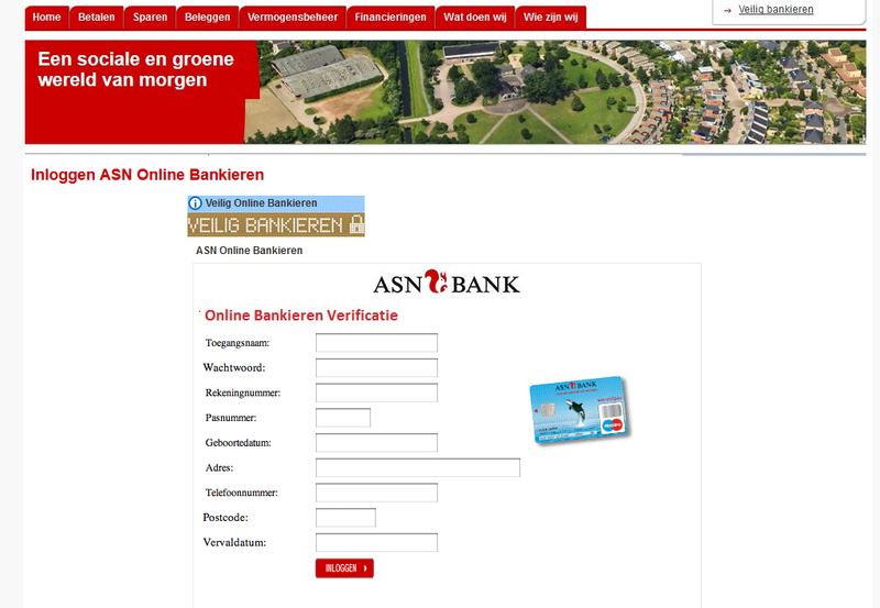Pas op: valse mail van 'ASN Bank' gaat rond