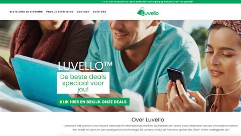 Politie: 'Koop niet bij Luvello.nl en Beliva.nl'