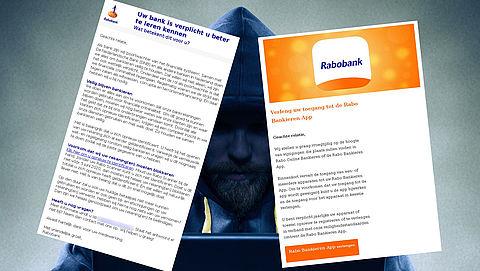 Pas op voor valse e-mails uit naam van de Rabobank
