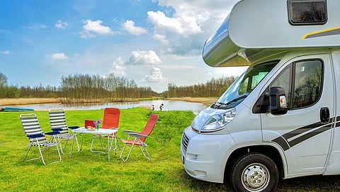 Campingpiraten actief in Noord-Nederland