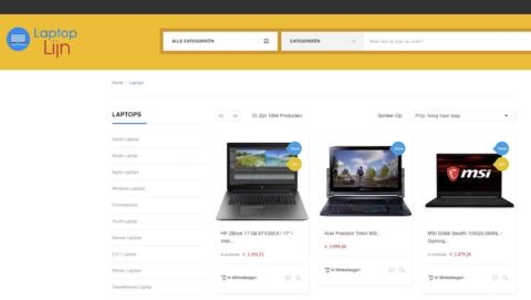 Politie waarschuwt: 'Laptoplijn.nl is een onbetrouwbare webshop van oplichters'