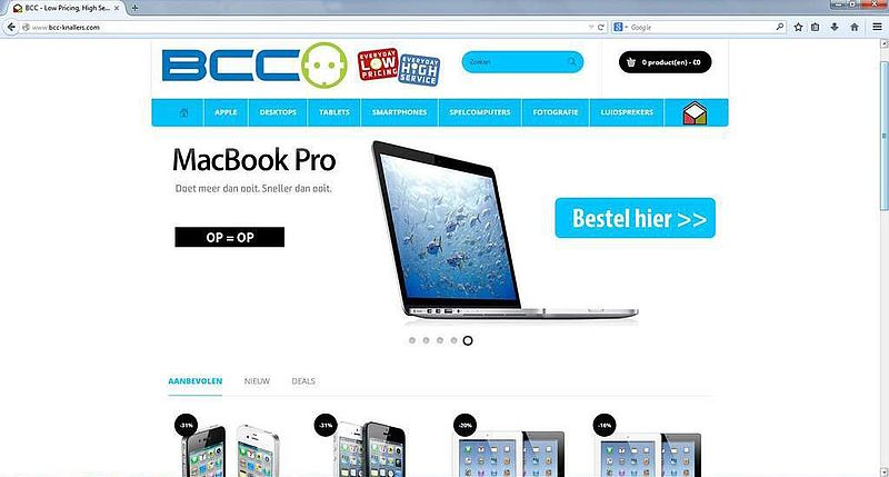 'bcc-knallers.com is nep'