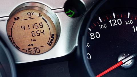 Tellerfraude bij een op tien Duitse importauto's