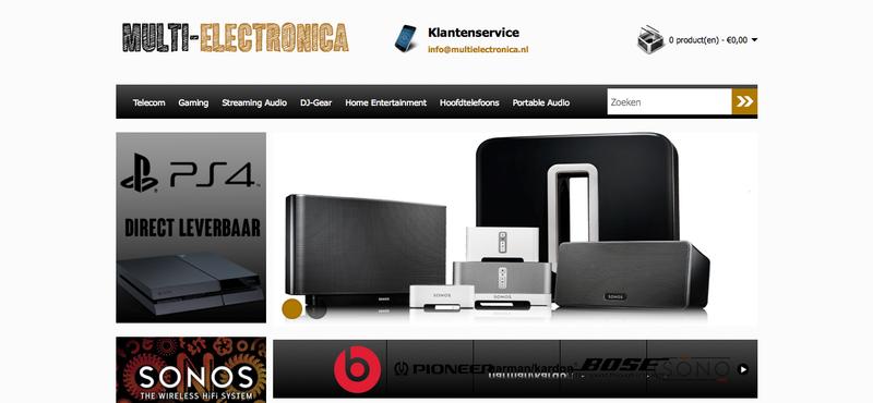 'Malafide webwinkel multielectronica.nl misbruikt KvK-gegevens'