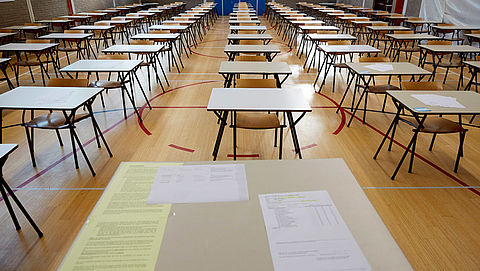 Examenfraude door docenten Rijswijks lyceum