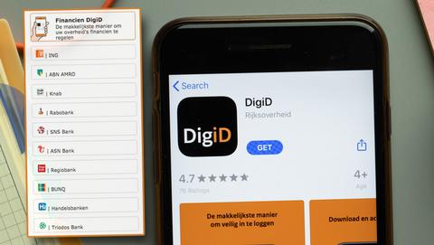 Phishing: weer valse sms'jes namens 'DigiD' in omloop, oplichters willen je rekening plunderen