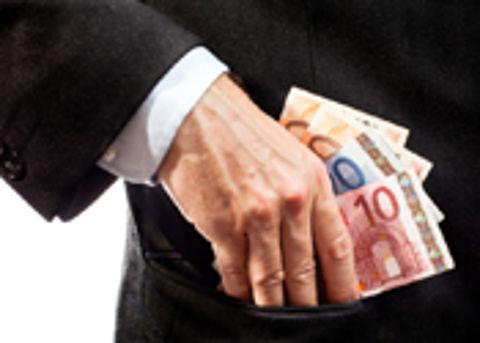 Taakstraf voor witwassen geld Residentie Orkest