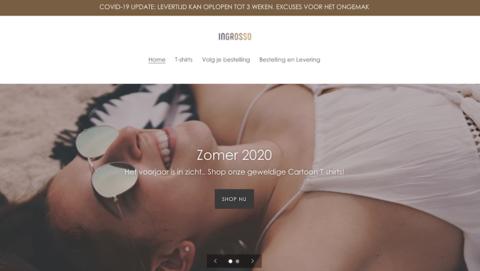 Ingrosso.nl is een malafide webshop
