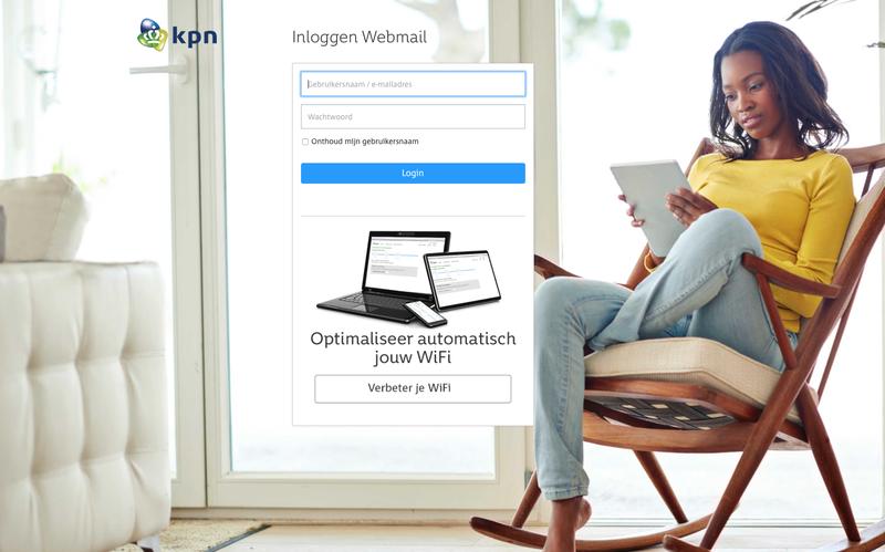 Valse e-mail uit naam van KPN