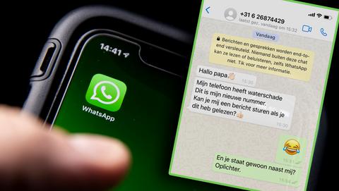Nieuwe, 'dubbele' oplichtingstruc: éérst WhatsApp-fraude, daarna telefonische spoofing door 'bankmedewerker'