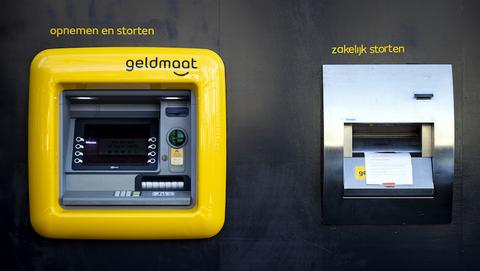 Oplichters sturen sms'jes namens de Geldmaat: 'Door storing zijn transactiekosten niet afgeschreven, voorkom blokkade van uw betaalpas'