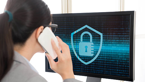 Hoe bescherm je jouw bedrijf tegen gijzelsoftware?