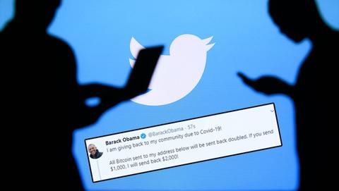 Oplichters hacken grote Twitter-accounts voor oplichting met bitcoins, ook Geert Wilders gehackt