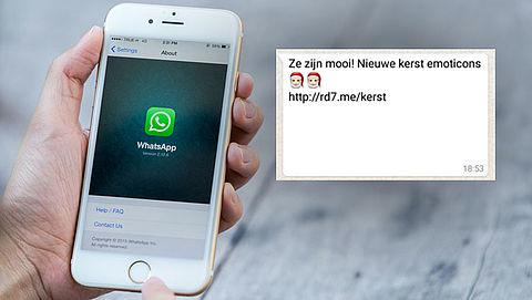 Pas op voor foute WhatsApp-apps