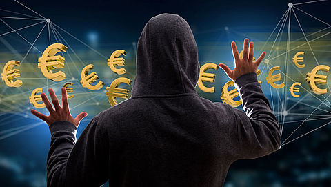 Digitale bankrover opgepakt