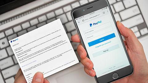 Klik niet op link in valse e-mail 'PayPal'