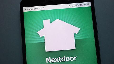 Gebruikers van buurtapp Nextdoor voelen zich misleid