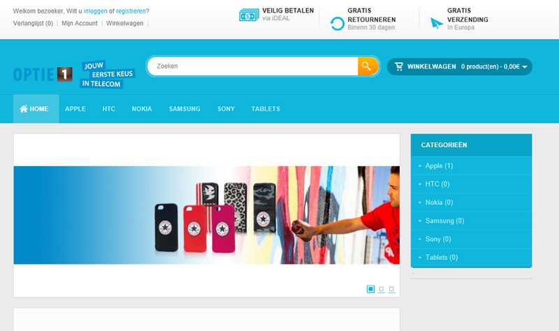 'Optie1breukelen.com misbruikt gegevens bonafide bedrijf'