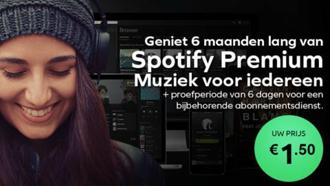 'Winactie' voor Spotify Premium werkt onbedoeld op de lachspieren
