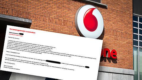 Valse factuur van 'Vodafone'