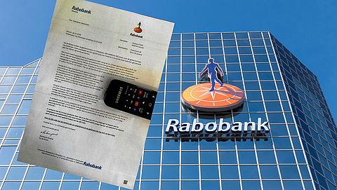 Pas op voor phishingbrief van 'Rabobank' met valse QR-code