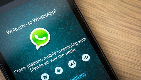 WhatsApp dichtte onopgemerkt snel een lek