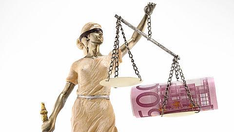 Uitgeprocedeerd: rechtszaak gewonnen, maar geen geld
