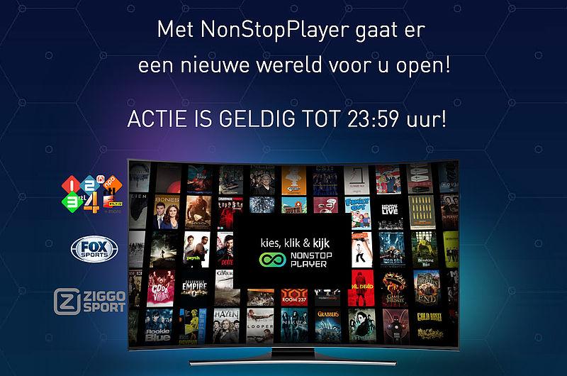 Klachten over niet-geleverde bestellingen bij nonstopplayer.nl