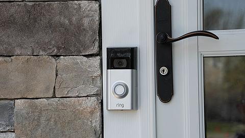 Ring-deurbel verplicht tweestapsverificatie en 'stopt met meeste trackers'