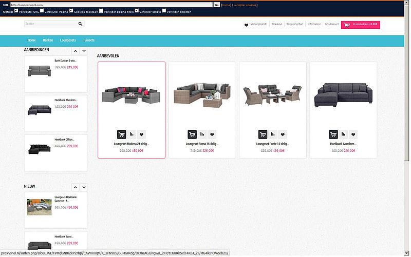 'Woonshopnl.com misbruikt KvK-gegevens en Marktplaats-accounts'