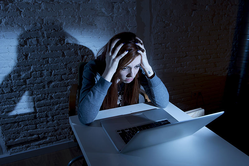 Afpersingsmail na 'kijken porno'