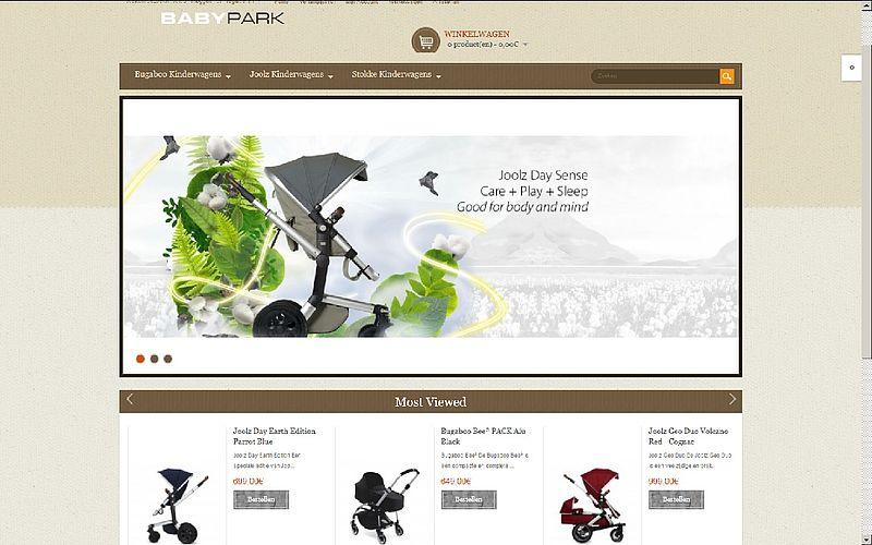 'Babyparkoutlet.com maakt gebruik van gehackte Marktplaats-accounts'