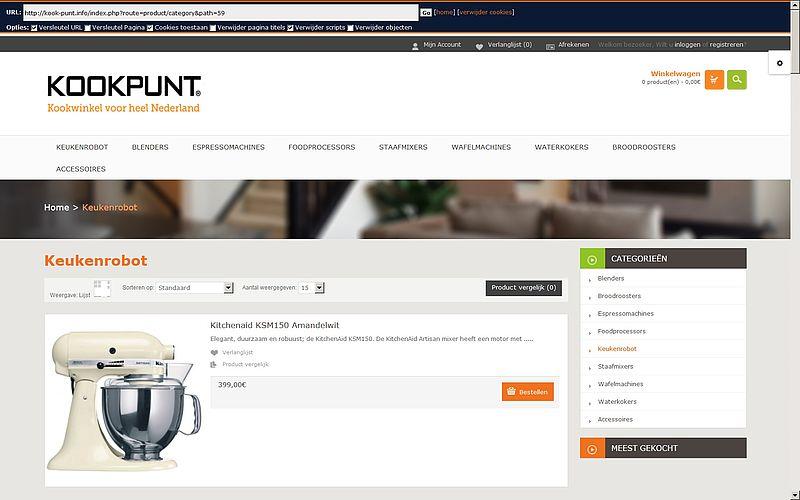 'Kook-punt.info maakt misbruik KvK-gegevens van bonafide bedrijf'