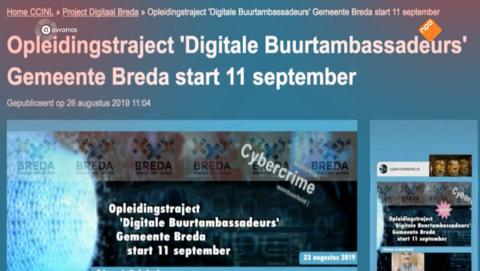 Breda maakt inwoners weerbaarder tegen fraude