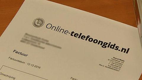 Acquisitiefraude: online-telefoongids.nl