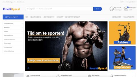 Politie: 'Krachtgym.nl is geen betrouwbare webshop'