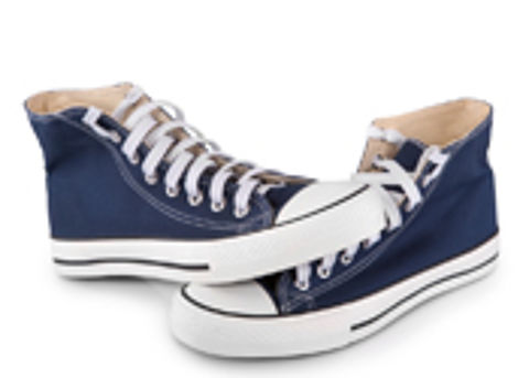 Politie neemt nagemaakte schoenen in beslag