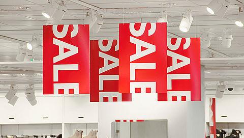 'Winkels misleiden klanten met nep-aanbiedingen'