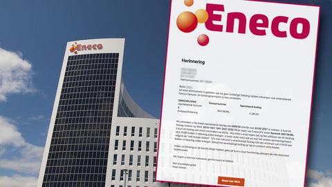 Spookfactuur namens 'Eneco' in omloop: 'Openstaande facturen en eindejaarsafrekening'