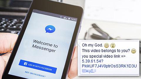 Pas op! Virus in berichten Facebook Messenger