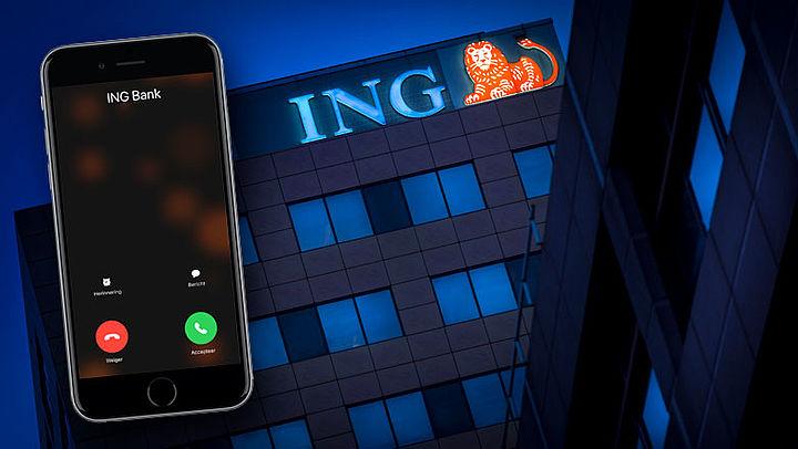 Gebeld door 'ING' om je geld veilig te stellen? Trap er niet in!
