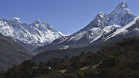 Klimverbod na bedrog over Mount Everest