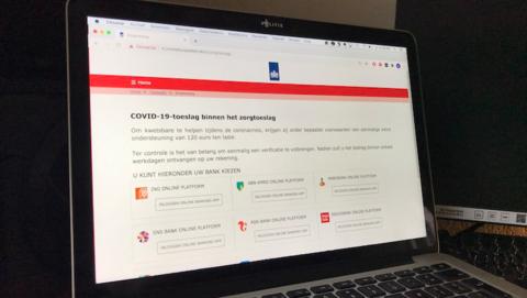 Sms'jes namens de Rijksoverheid en het RIVM zijn deel van een gevaarlijke phishingcampagne: 'Extra zorgtoeslag wegens coronacrisis'