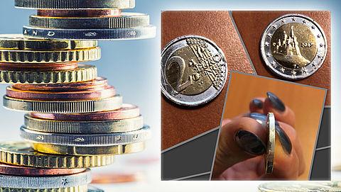 Pas op voor valse munten van twee euro