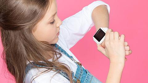 Gegevens kinderen niet veilig met controlesmartwatch