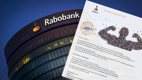 Mail van 'Rabobank' over verouderde bankpas is nep